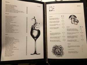 Ristorante Distreat a Milano: menu