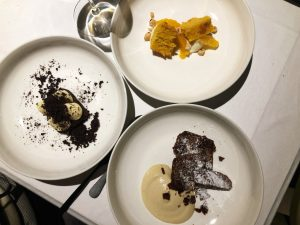 Ristorante Distreat a Milano: dessert