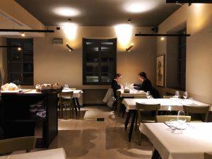 Ristorante Distreat a Milano: ambiente