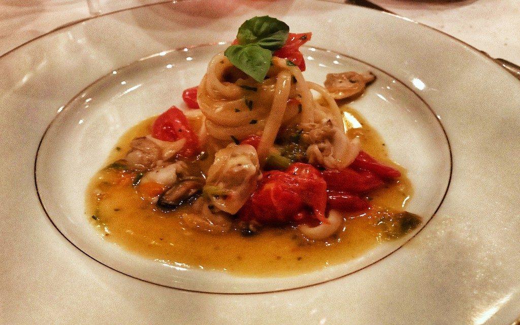 Giacomo Bistrot a Milano: la pasta