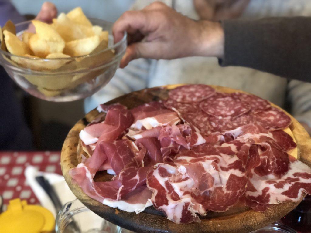 ristoranti economici a Milano: le combattenti