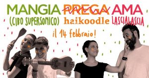evento Mangia Haikoodle Ama a Milano