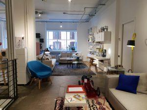 design republic: negozi di design a milano