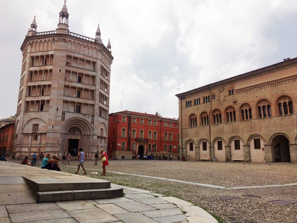 cosa fare a parma: Piazza Duomo