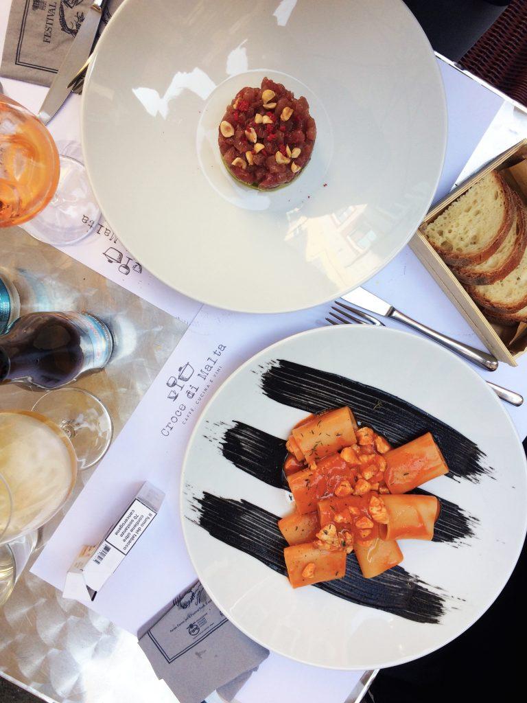 dove mangiare a Parma: croce di Malta