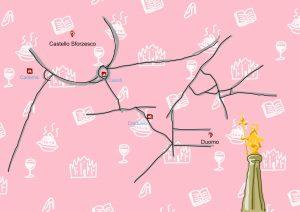 Una giornata romantica a Milano per San Valentino: il tramonto