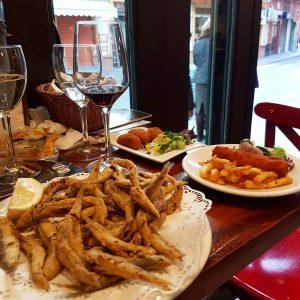 Dove mangiare a Siviglia: Alfalfa