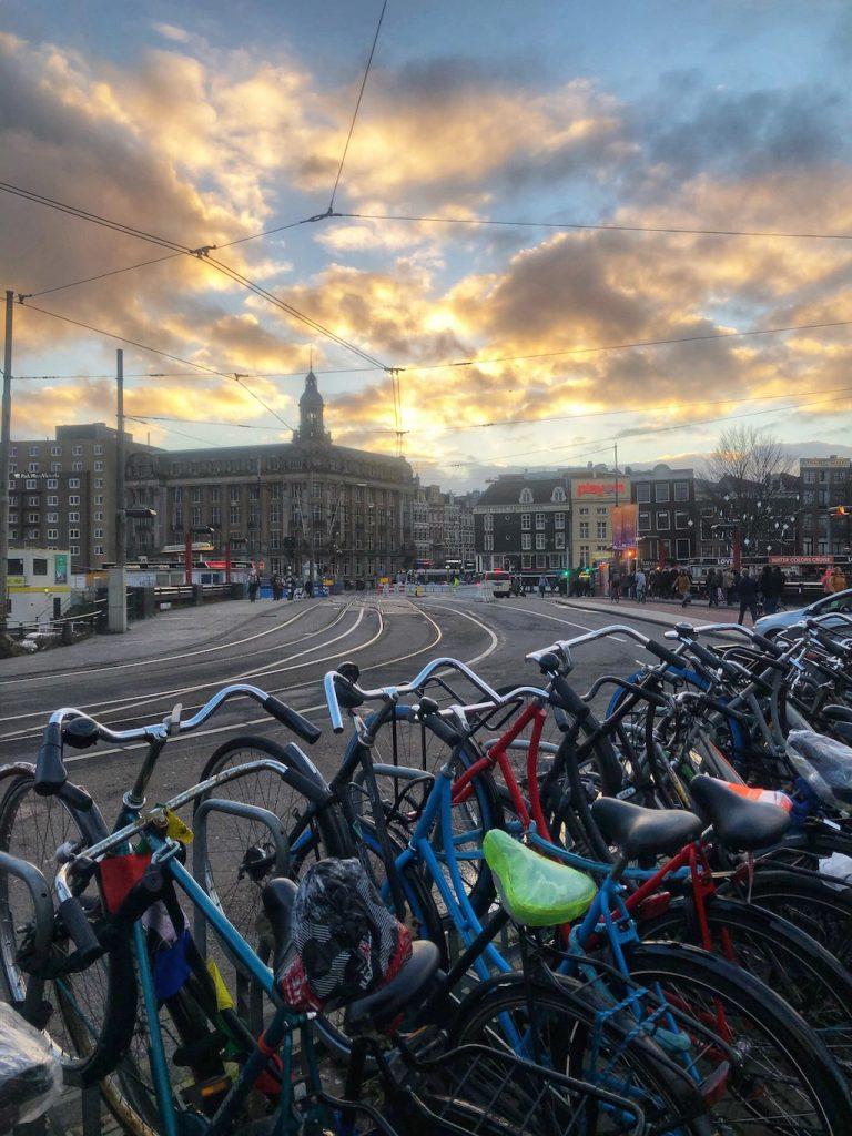 Guida di Amsterdam: biciclette