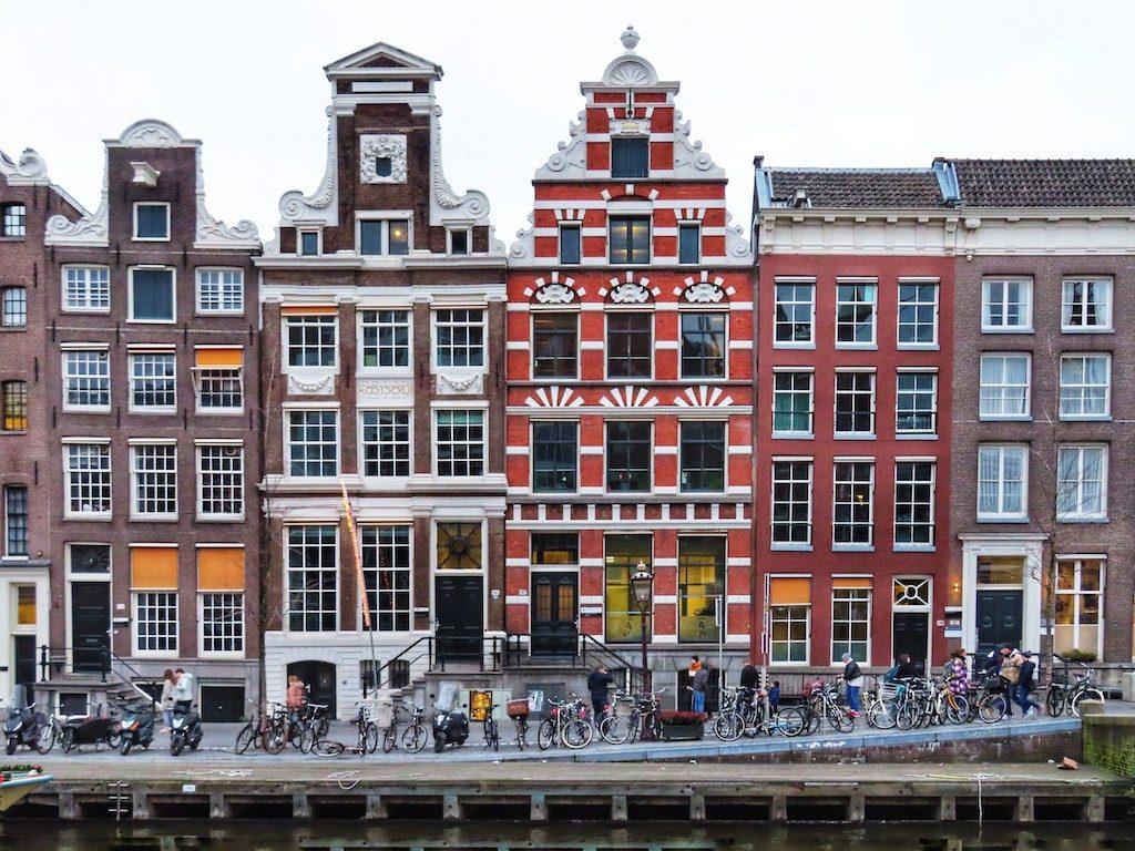 Guida di Amsterdam: case