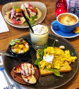 Dove mangiare ad Amsterdam: Bar Basquiat