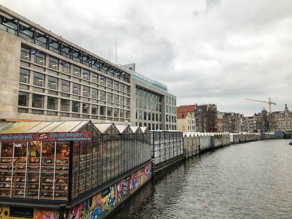 Guida di Amsterdam: Bloemenmarkt