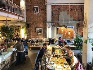 Dove mangiare ad Amsterdam: Coffee and Coconuts