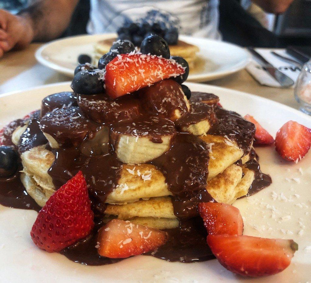 dove mangiare ad Amsterdam: Mook Pancakes