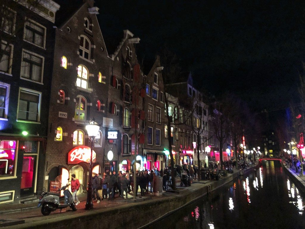 Guida di Amsterdam: Red Light District
