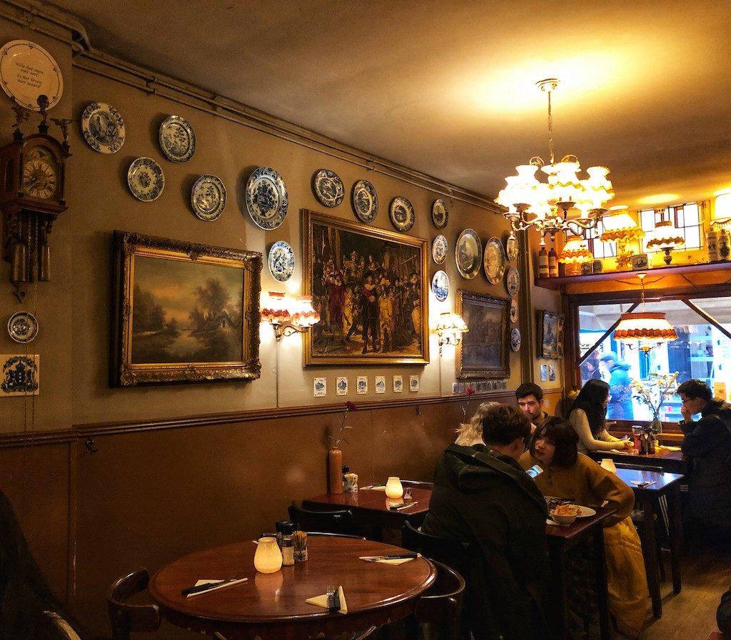 dove mangiare ad Amsterdam: The Pantry