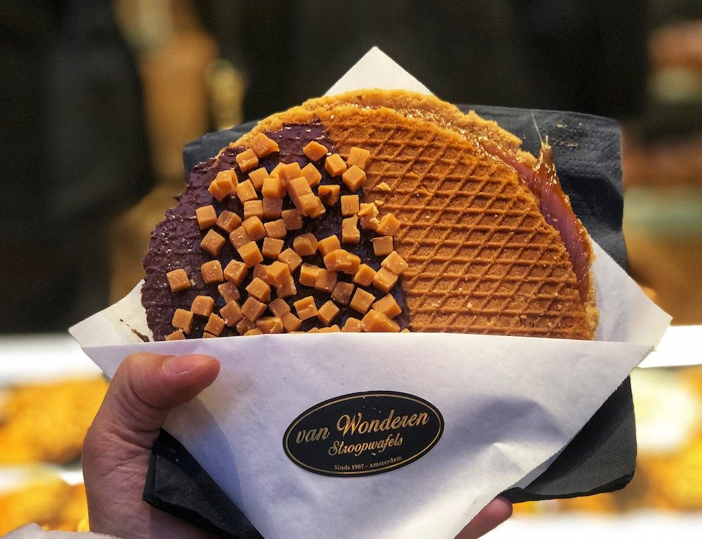 Dove mangiare ad Amsterdam: Van Wonderen Stroopwafels