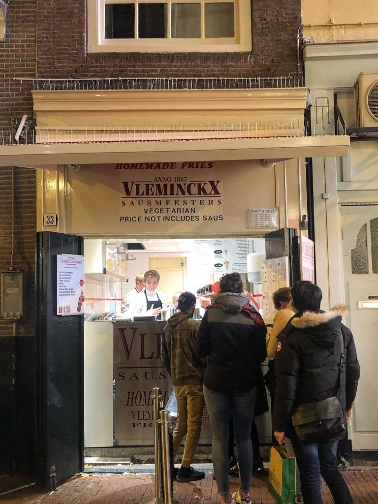 Dove mangiare ad Amsterdam: Vlaams