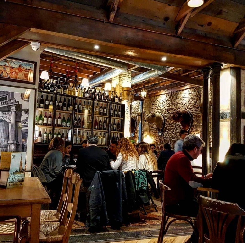 Dove mangiare a Siviglia: El Baratillo