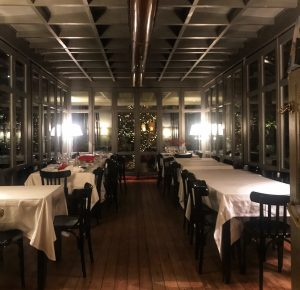 ristoranti romantici a Milano: la Brisa
