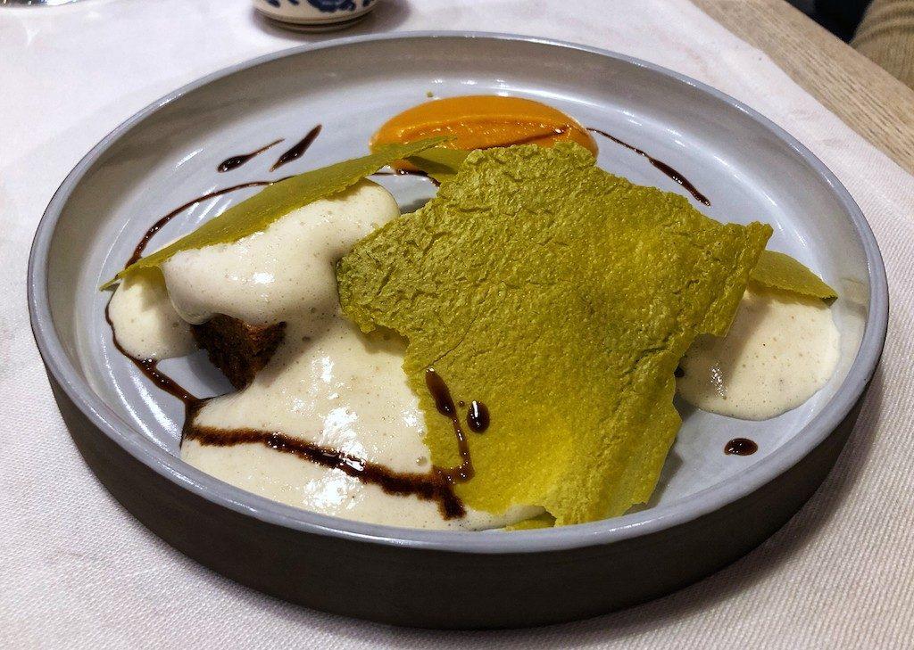 Serica a Milano: il dessert