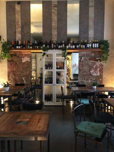 ristoranti romantici a Milano: Sulle Nuvole