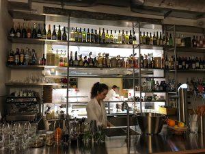 Tapas de Pescado: bar
