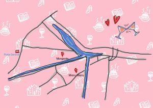 Una giornata romantica a Milano per San Valentino: