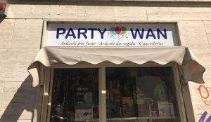 dove comprare i costumi di Carnevale a Milano: Party Wan