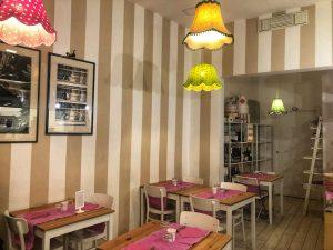 Dove mangiare a Bologna: Afrodita