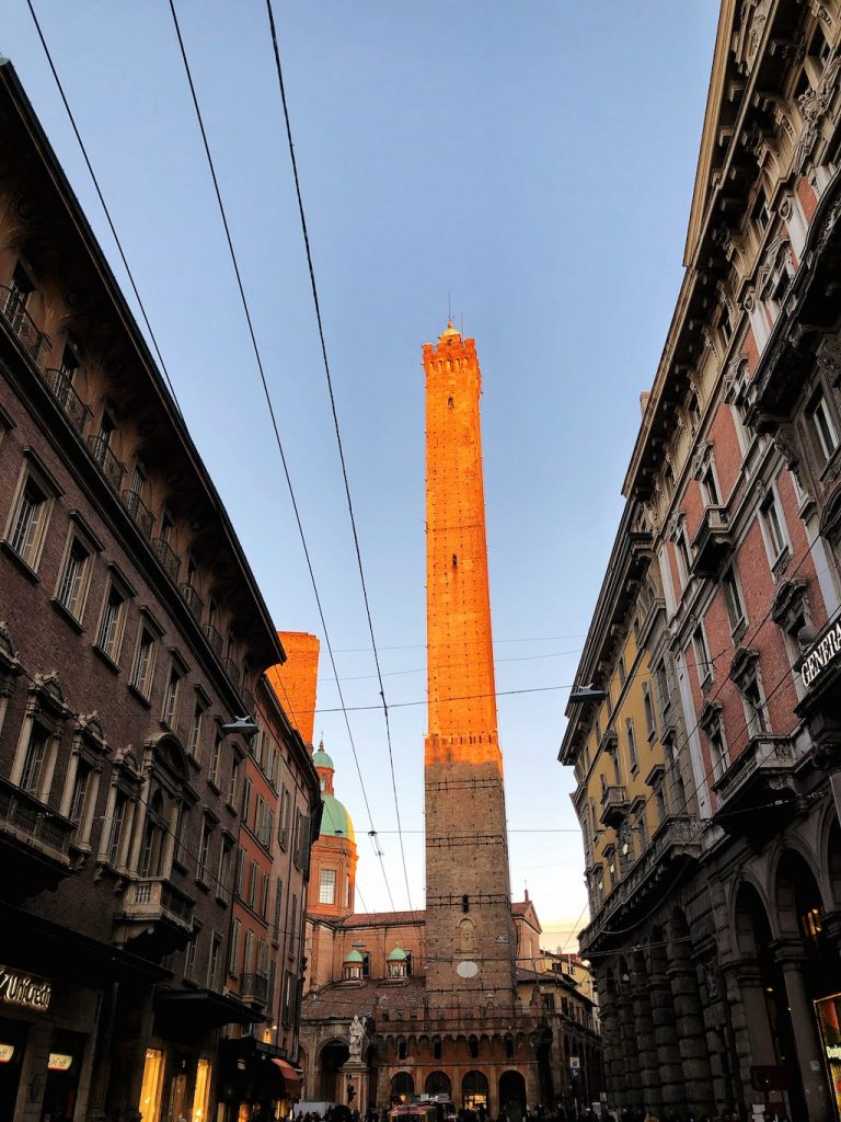 Cosa vedere a Bologna: Le Due Torri