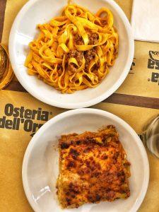 Dove mangiare a Bologna: Osteria dell'Orsa