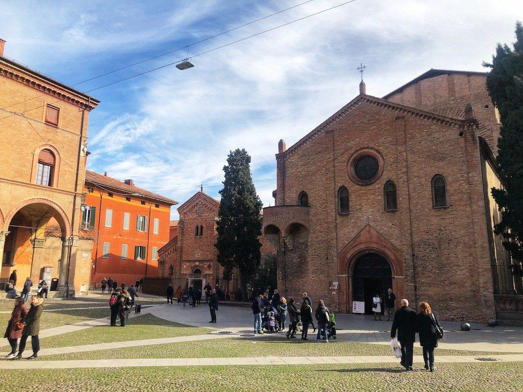 Cosa vedere a Bologna: Santo Stefano