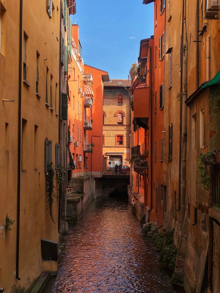 Cosa vedere a Bologna: il canale