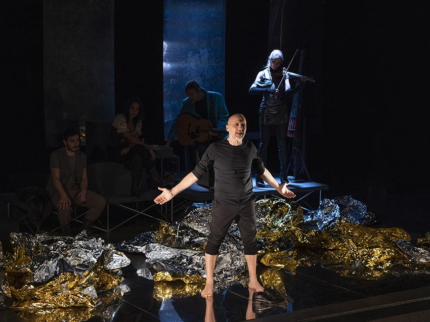 teatro a Milano ad aprile: nel tempo degli dei