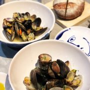 ristorante Insieme a Milano: vongole
