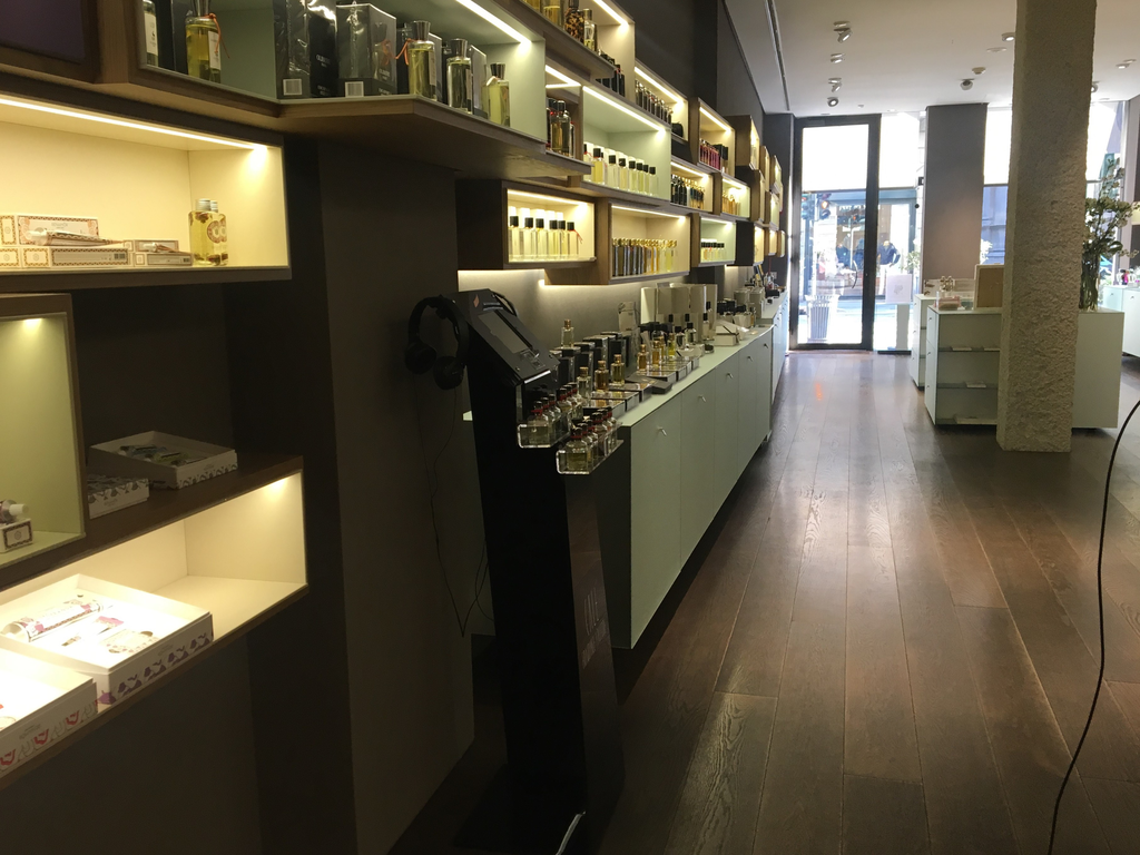 profumerie a Milano: Perfumé by Calé