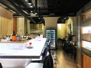Fishion Restaurant: il bar