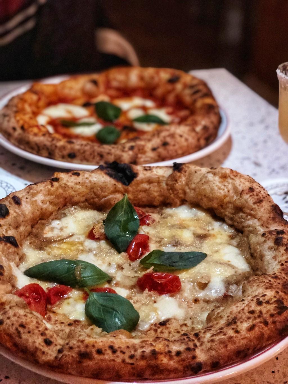 GIolina a Milano: le pizze