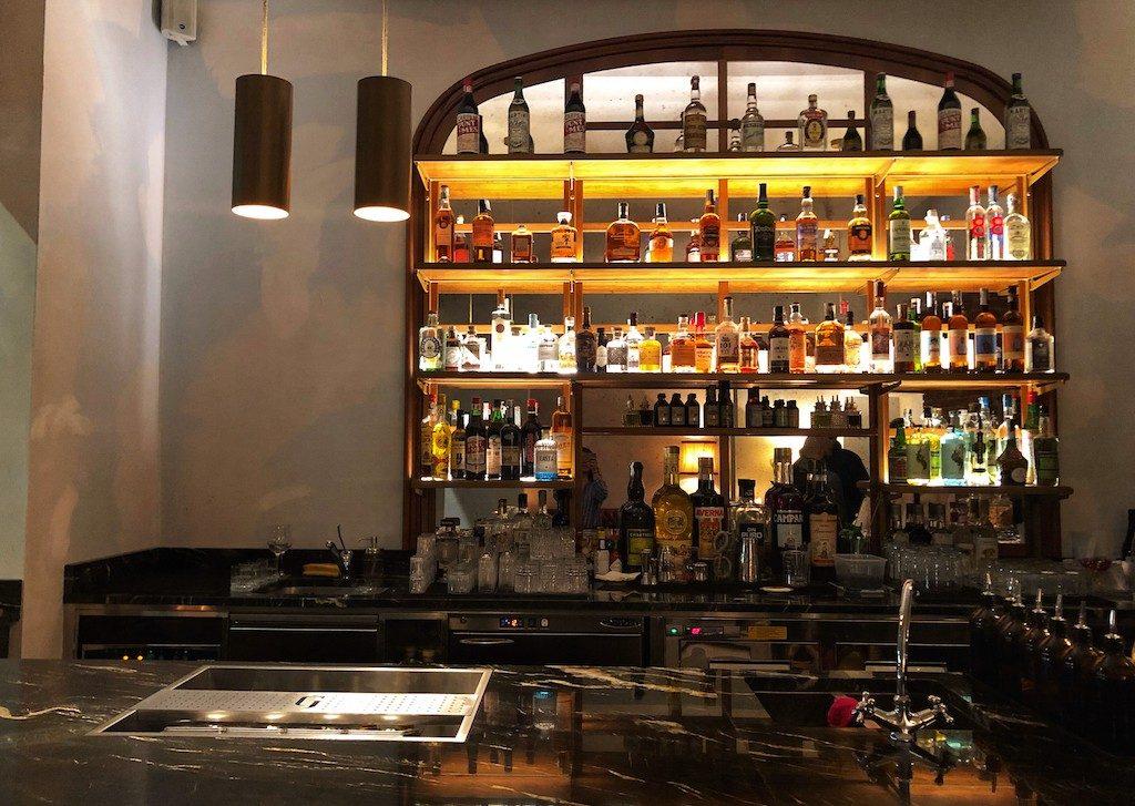 GIolina a Milano: il bar