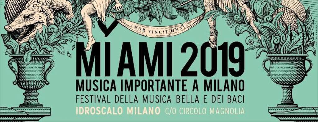 Eventi di maggio a Milano: Mi Ami 2019