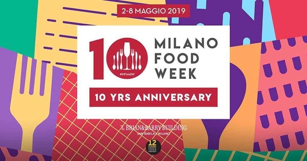 Eventi di maggio a Milano: Milano Food Week