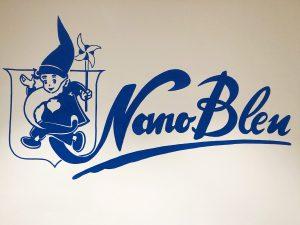 Nano Bleu a Milano