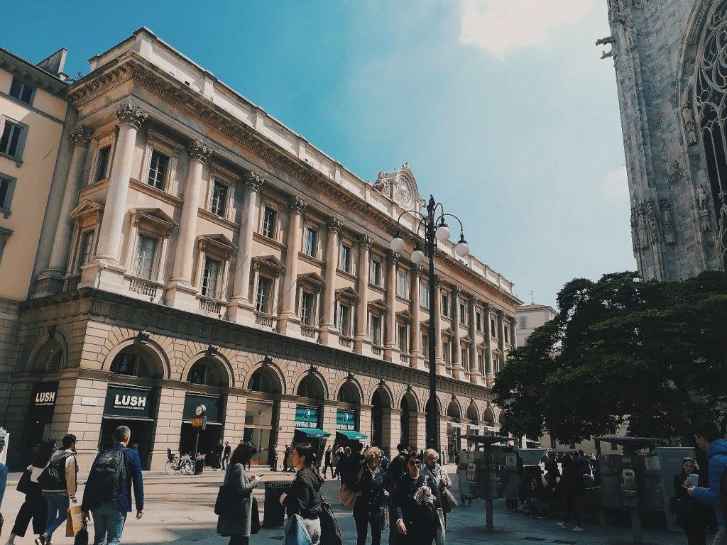 Palazzo della Veneranda Fabbrica del Duomo