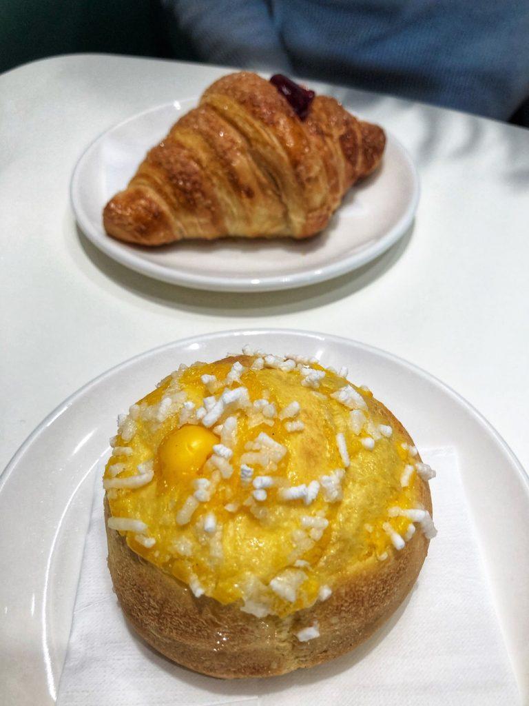 colazione a Milano da Marlà