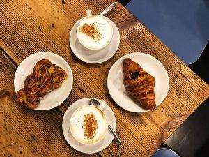 colazione a Milano: pavé