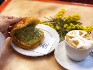 colazione a Milano: la jolanda di La Siciliana