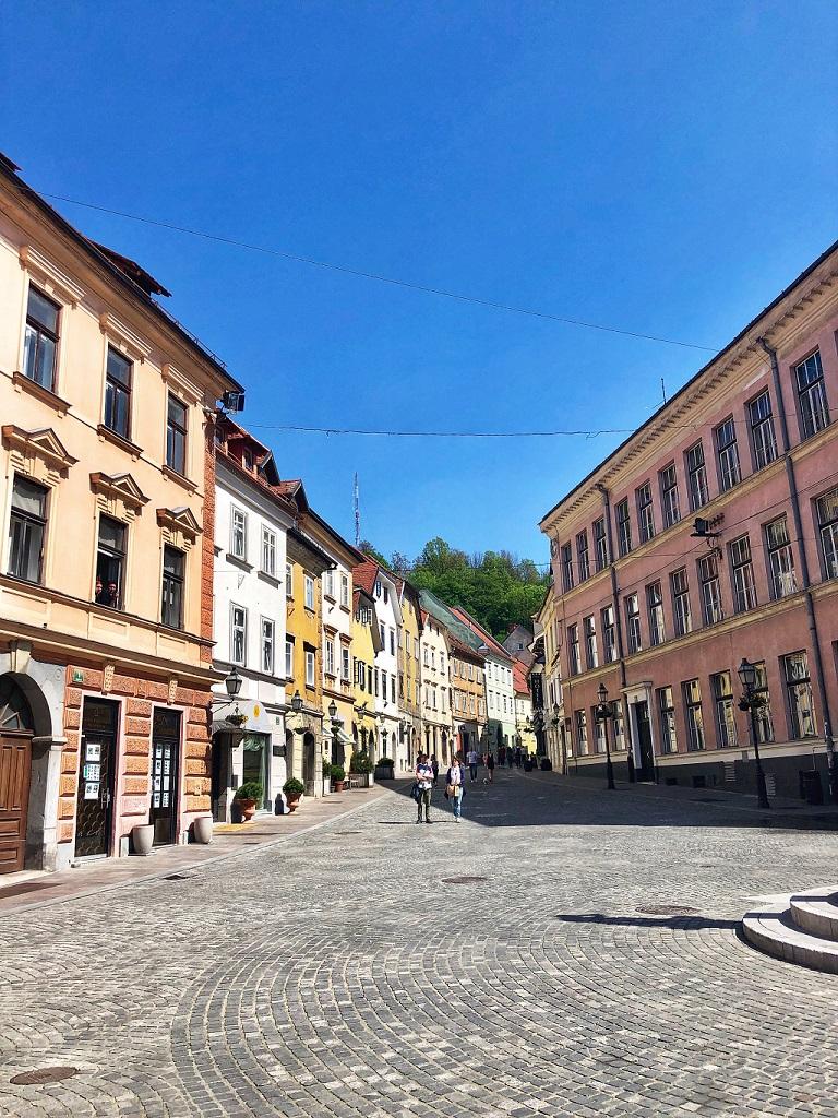 Cosa vedere in Slovenia: Lubiana