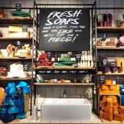spesa alla spina a Milano: Lush