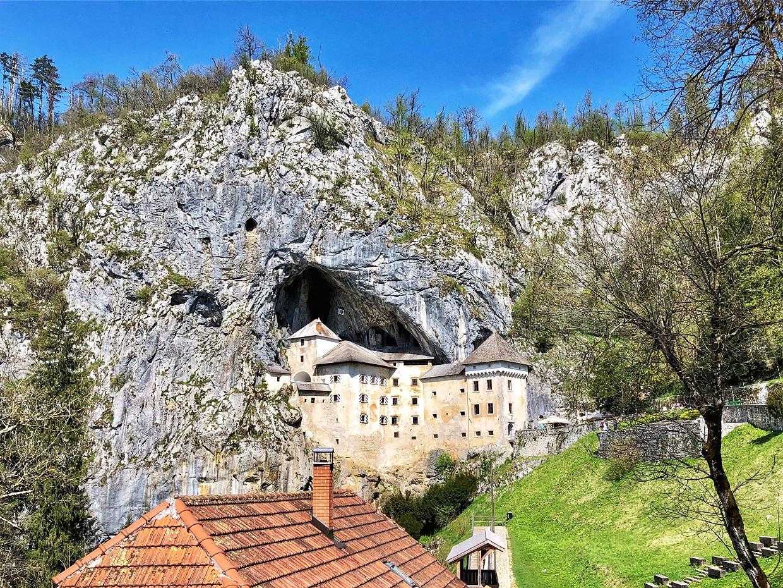 cosa vedere in slovenia: Il Castello di Predjama