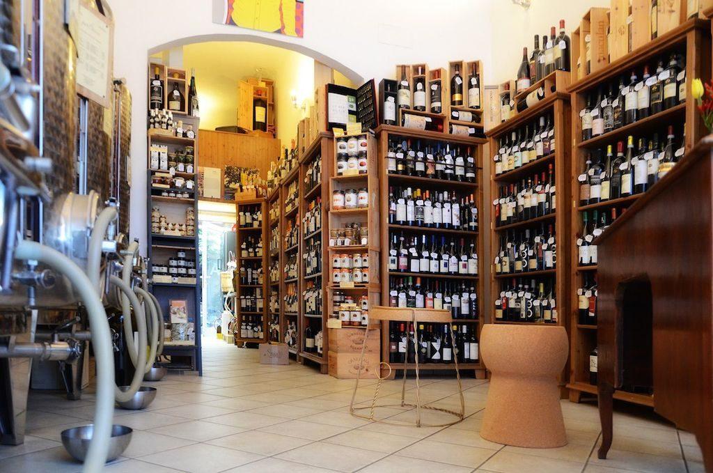 spesa alla spina a Milano: perBacco